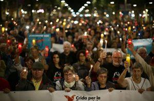 Amnistía Internacional: Los cargos de sedición contra Sánchez y Cuixart son excesivos y se debe suspender la prisión provisional