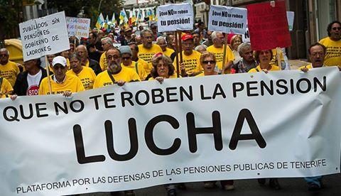 Resultado de imagen de en Defensa del Sistema Público de Pensiones