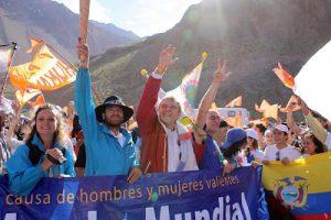 Conférence préparatoire pour la deuxième Marche mondiale pour la Paix et la Nonviolence