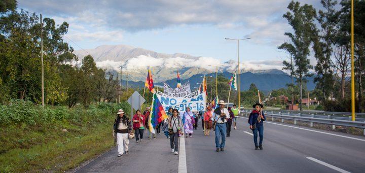 Pueblos indígenas: aniversario con presente de lucha
