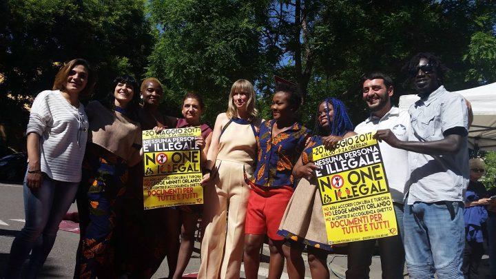 Persone, non pacchi postali!  Prossime iniziative del Comitato Zona 8 solidale a Milano
