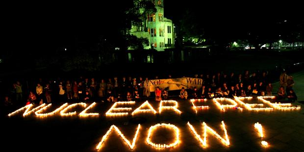 Campanha Internacional para Abolir as armas nucleares ganha o Nobel da Paz
