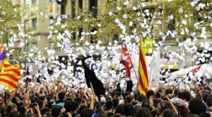 Una altra jornada històrica a Catalunya