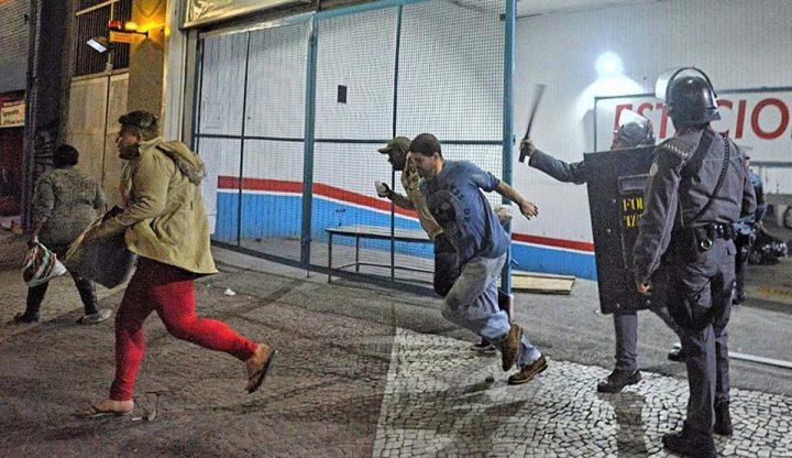 Desocupações Violentas no Centro de São Paulo