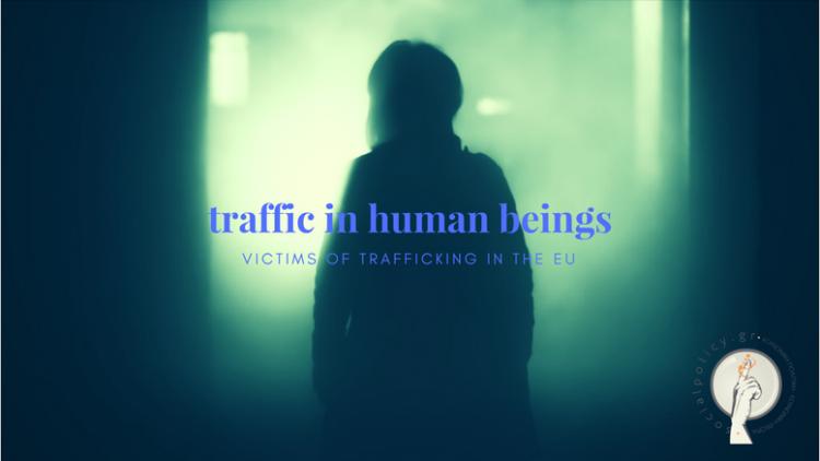 Πανευρωπαϊκή Ημέρα κατά της Εμπορίας Ανθρώπων: σχεδόν 16.000 τα θύματα στην Ε.Ε