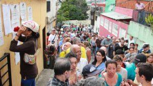 Triunfo contundente del civismo y de la política en Venezuela