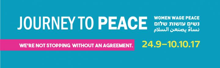 """WWP e Uniti per Unire: """"30.000 donne hanno marciato per la pace, ultima tappa Gerusalemme"""""""