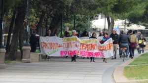 """La Carovana delle Donne per il Disarmo Nucleare a """"NonUnadiMeno"""""""