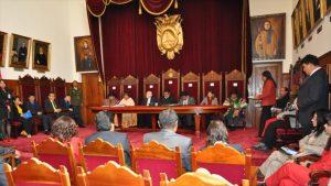 Los desalmados: el Tribunal Constitucional de Bolivia