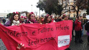 Roma, 25 novembre: il corteo nazionale delle donne propone un piano di liberazione dalla violenza