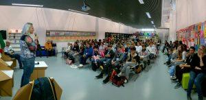 Dialogo, strumento di pace per evitare guerre e conflitti, con le scuole di Borgata Finocchio
