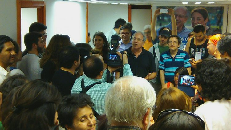 Chile: The Humanist Party returns to congress after 25 years in the wilderness