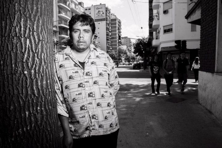 """Agustín Santillán: """"Pusieron nuestra comida en los cajones de los muertos"""""""