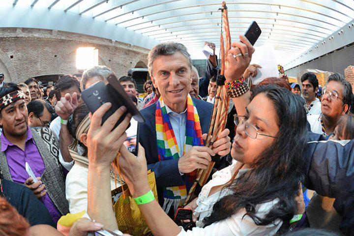 La política indígena de Macri es asesinar mapuches