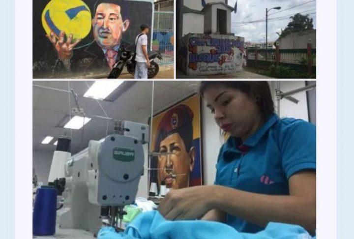 Comment fonctionne une commune au Venezuela