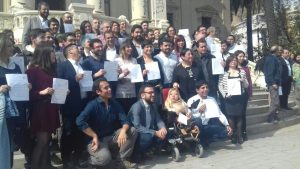 El Frente Amplio y sus candidatos al Parlamento