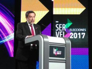 Chile: Últimos cómputos del Servicio Electoral