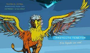 Proyecto Tenetor: Ciencia Ficción en El Vitral