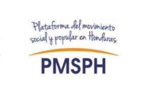 Alerta de la Plataforma de Movimientos Sociales y Populares de Honduras