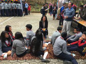 II  Feria por una co-existencia pacífica se realizó en Quito
