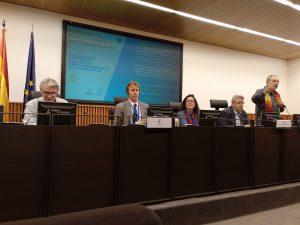 50 parlementaires se joignent au PNND (Parlementaires pour la non-prolifération et le désarmement nucléaire) à l'occasion de la 1ère Journée de la non-violence
