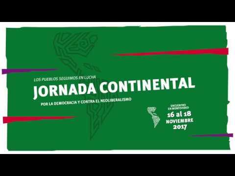 Uruguay: Todo va quedando listo para la jornada continental contra el neoliberalismo