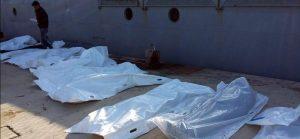 Naufragi, squali e storie di ordinario orrore sui confini d'Europa