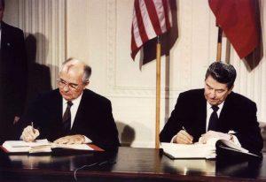 Per non dimenticare: legare il Nobel per la Pace a Ican con il trentennale del trattato INF, oggi a rischio!