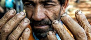 No mapa, o trabalho escravo no Brasil