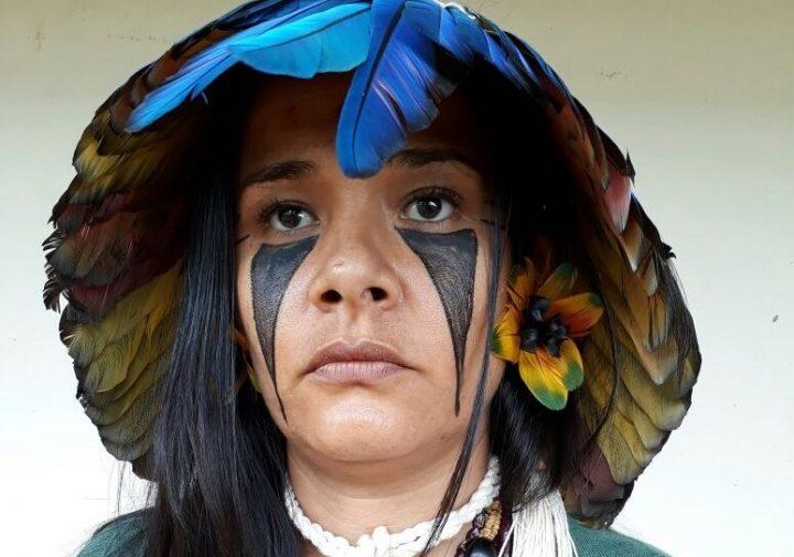 «La minera Vale mató nuestro río, mató nuestra cultura, pero no podrá matar nuestro espíritu.»