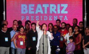El Frente Amplio derrotó al filósofo Carlos Peña