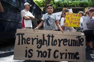 Appello di solidarietà: riunificazioni familiari adesso!