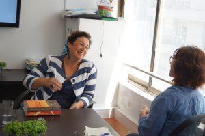 Beatriz Sánchez: «Esto lo hemos hecho con la cabeza y también con el corazón»