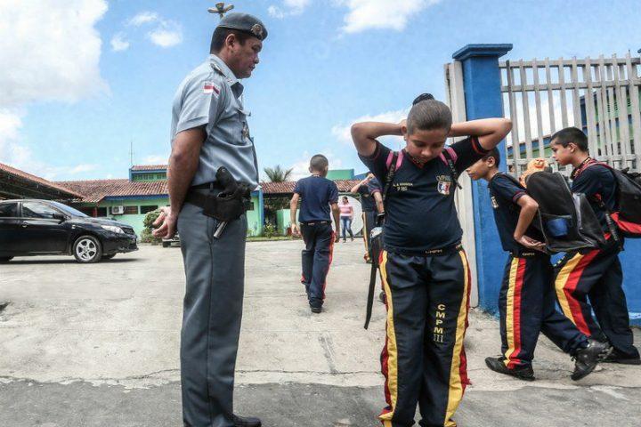 5 Razones por las que un militar no está preparado para lidiar con los alumnos