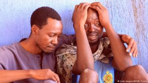Mercado de escravos na Líbia: a lama que emergiu do caos