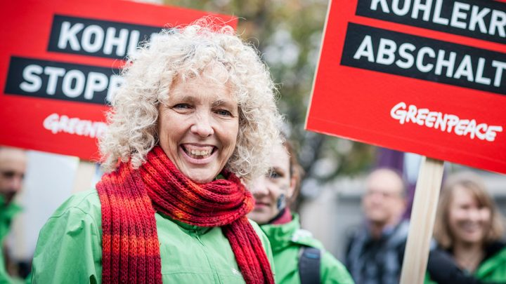 COP23: Greenpeace scrive a Gentiloni