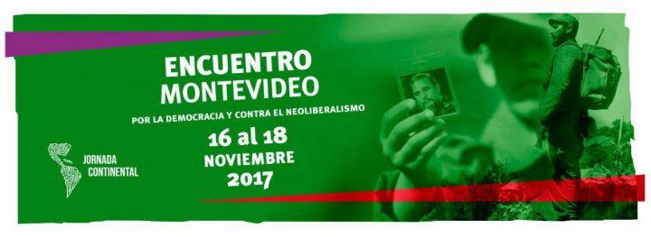 Declaración Final Encuentro Continental por la Democracia y Contra el Neoliberalismo