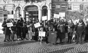 Les mamans debout ou comment les mères de famille du XIXème à Paris s'organisent pour dire non à la violence des jeunes qui mine leur quartier