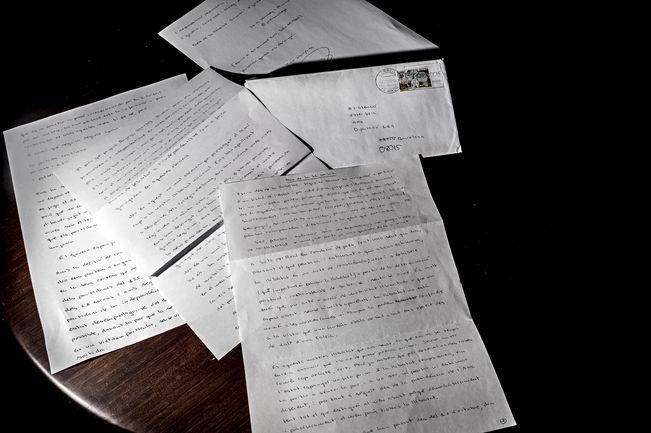 A partire dalla libertà: lettere dalla prigione