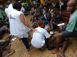 Repubblica Centrafricana: MSF costretta a sospendere le attività a Bangassou dopo violento attacco