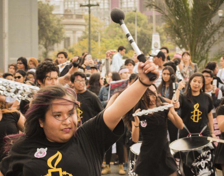 25N en Lima. Tocan a una, tocan a todas