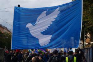 Marche pour la paix dans le 19ème arrondissement de Paris « Les racines de la haine sont tellement lointaines que personne ne s'en souvient »