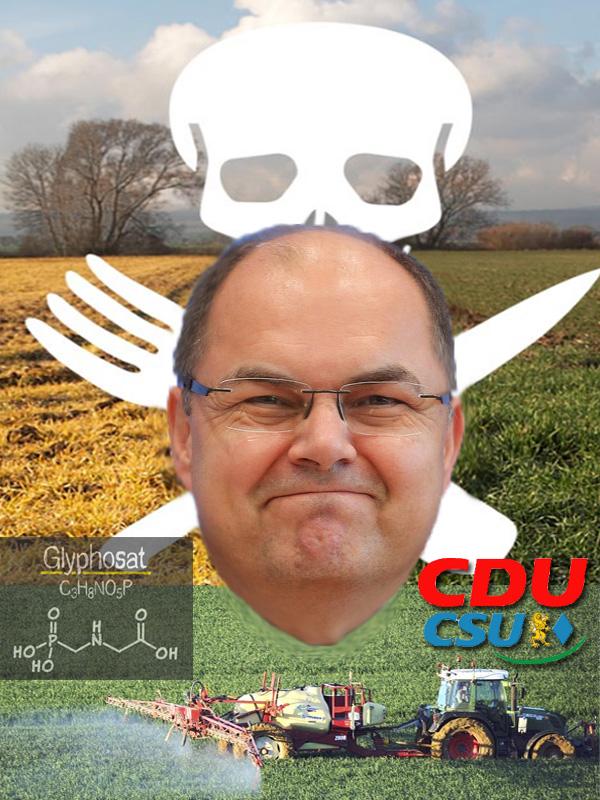 Glyphosat-Zulassung: Abstimmungsverhalten Deutschlands beispielloses Foulspiel