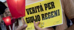 """14 novembre: la """"scorta mediatica"""" per chiedere verità per Giulio Regeni"""