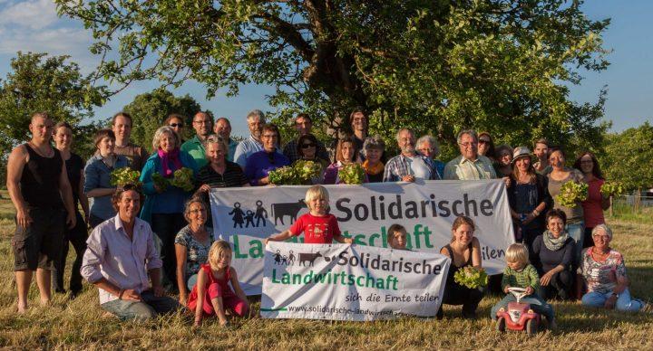Solidarische Landwirtschaft nimmt den Marktzwängen ihre Macht