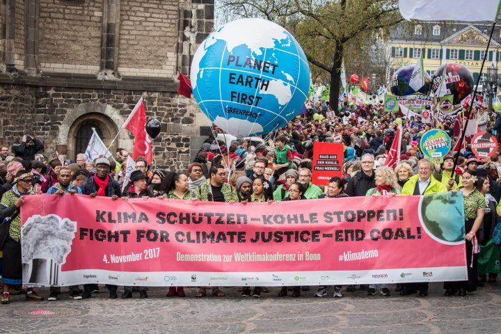 Eyes on Bonn: COP23 and Germany's biggest anti-coal demonstration