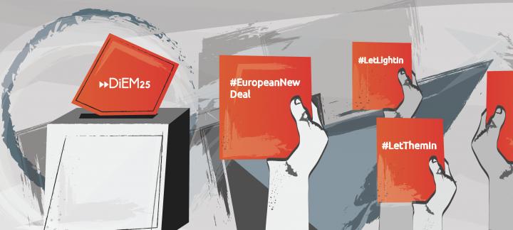 Candidatos/as al Parlamento Catalán apoyan los objetivos de DiEM25