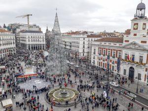 """Celebración en Madrid del """"Premio Nobel de Paz"""" de ICAN"""