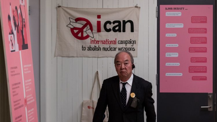 ICAN in Oslo Nobel Peace Prize 2017