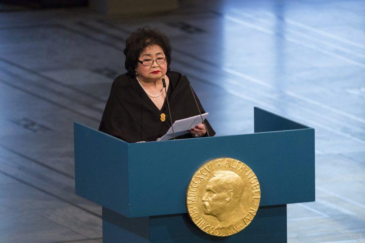 Conferencia Nobel: las armas nucleares no significan la elevación de un país a la grandeza, sino su descenso a las profundidades más oscuras de la depravación